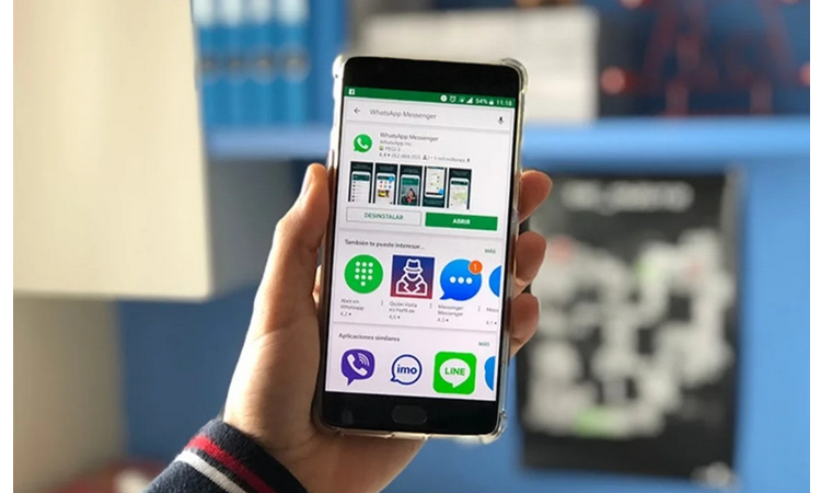 Extra How to update WhatsApp on Android