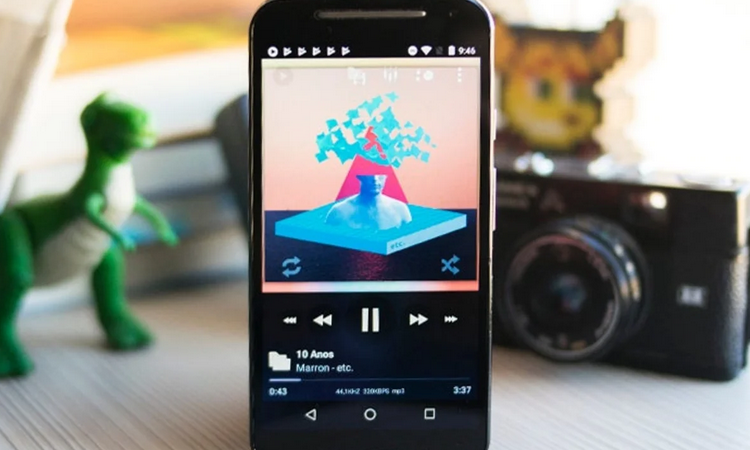 How is a good music player
