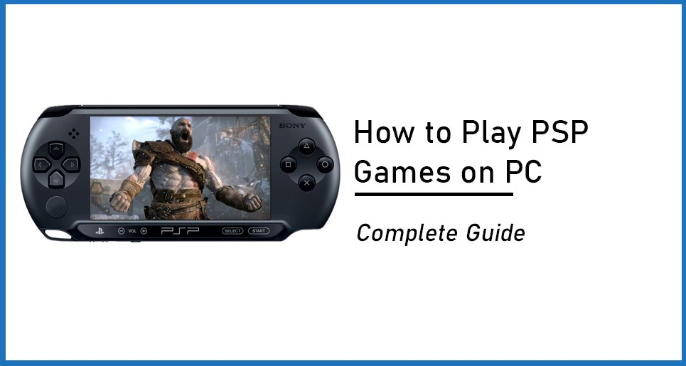 How to Play PSP Emulator Games