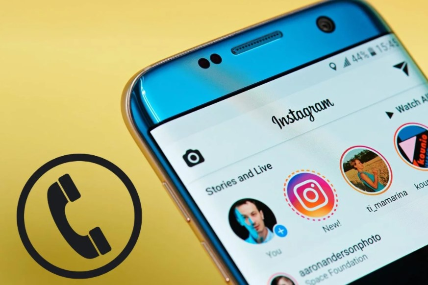 How to find someone on Instagram with their phone number