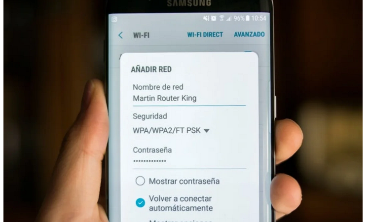 How to view Wi Fi passwords on Android without root