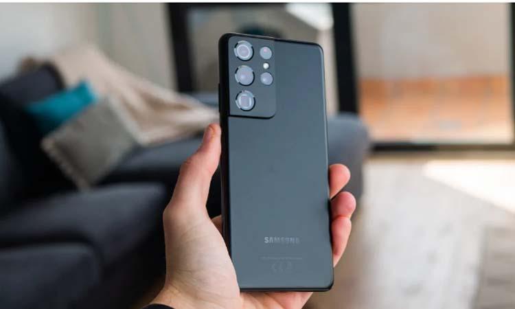 Samsung Galaxy S21 Ultra 5G 1
