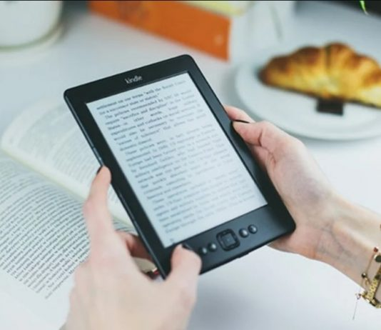 What file formats does Kindle read
